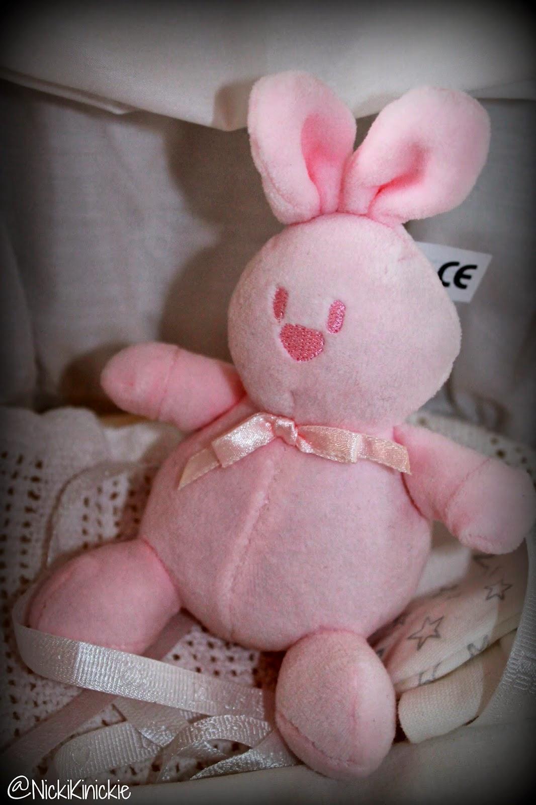 New Baby, Pink Bunny, Nicki Kinickie