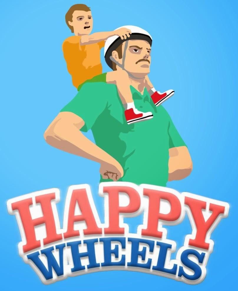 happy wheels no flash player