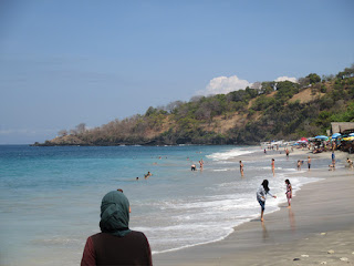 Tempat Wisata Pantai Perasi (Virgin Beach) Bali