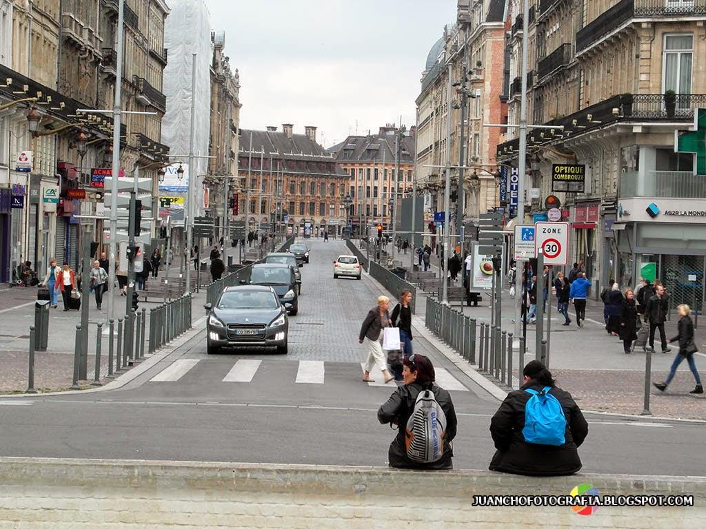 Estación Lille Flandres