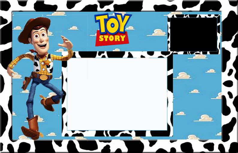 Toy Story: Invitaciones para Imprimir Gratis.   Ideas y material ...