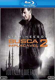 Busca Implacável 2 BluRay 720p Dual Áudio