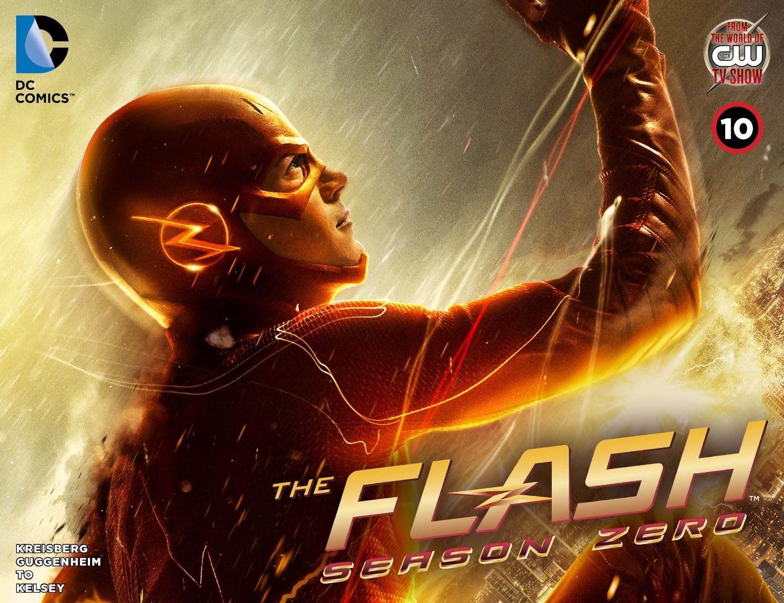 The Flash: Season Zero [I] Issue #10 #10 - English 1