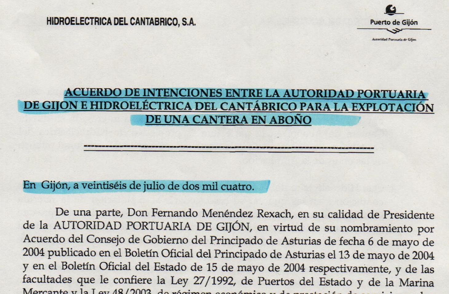 Asturiasenred es puerto de gij n iv presunto fraude for Convenio oficinas y despachos asturias