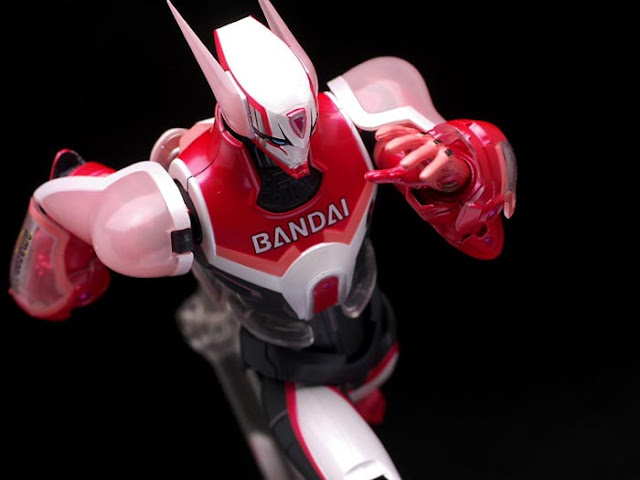S.H.Figuarts Tiger & Bunny Barnaby Brooks Jr.