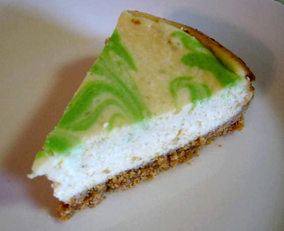 Cupcake Boom: Key Lime Cheesecake