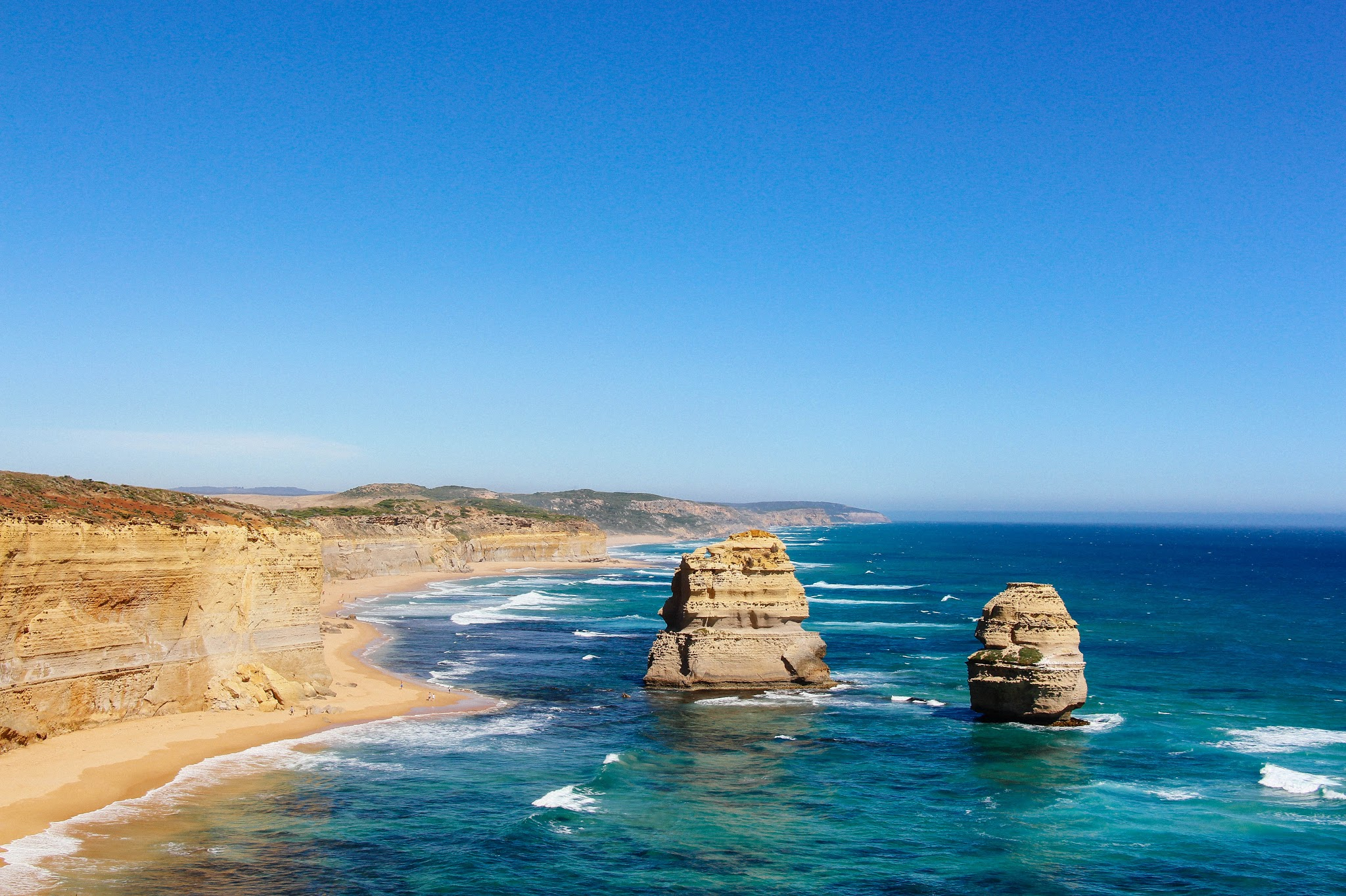 twelve apostles great ocean road australia