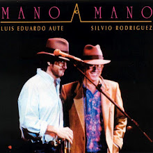 Luis Eduardo Aute e Sílvio Rodriguez