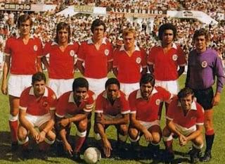 Plantilla Benfica