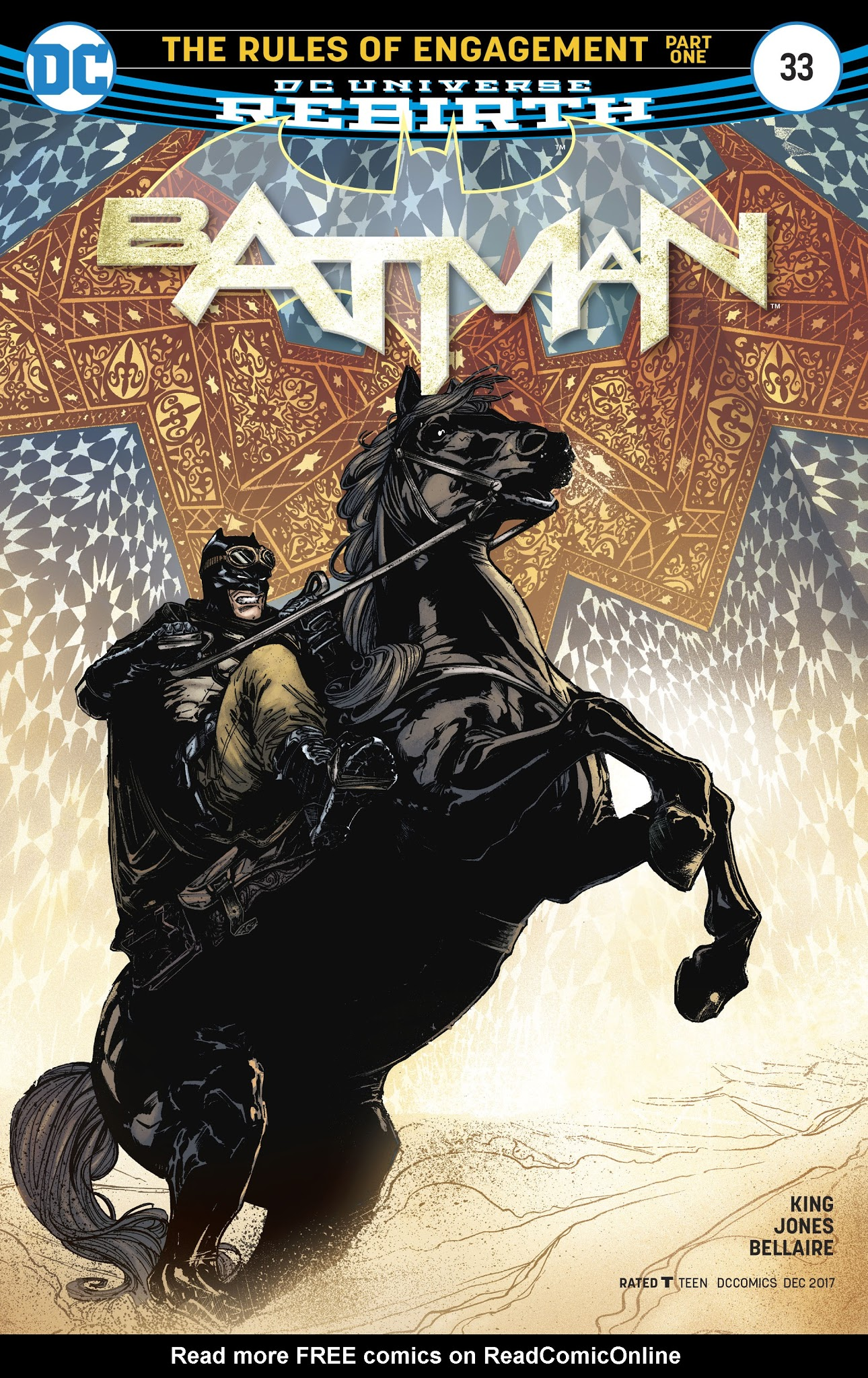 Batman (2016) 33 Page 1