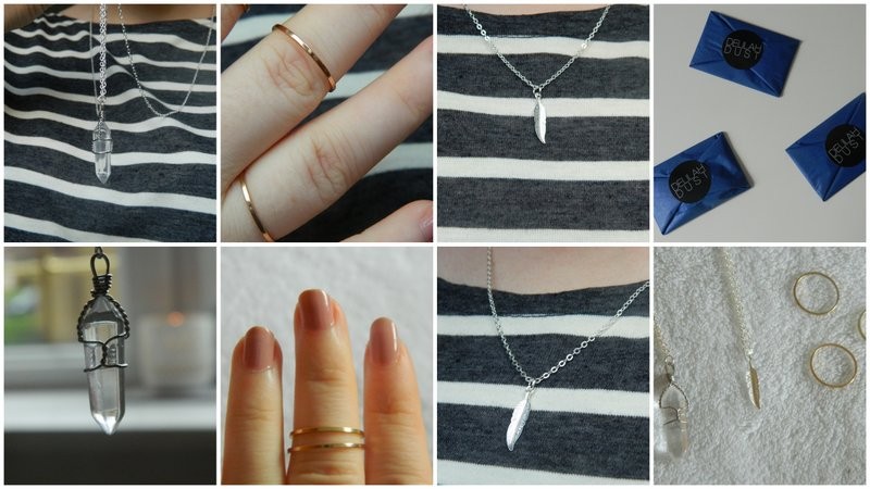 Review: Delilah Dust Jewellery