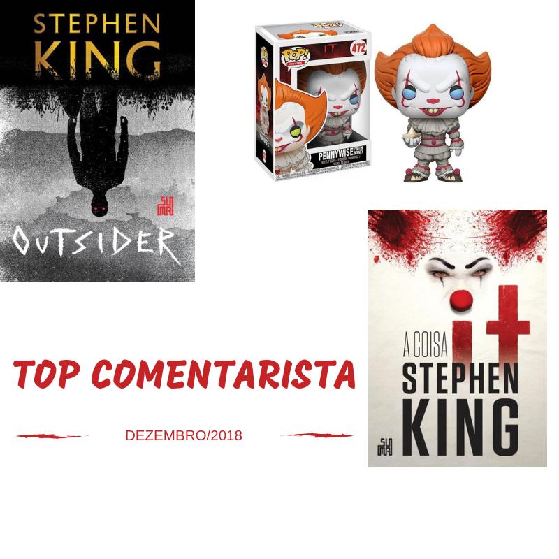 Top Comentarista / Dezembro