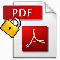 Membuka File PDF yang Terproteksi