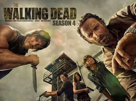 ดูหนังออนไลน์ The Walking Dead Season 4 ล่ากองทัพผีดิบ