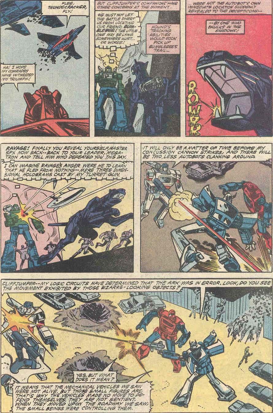 The Transformers (1984) #1 #80 - English 24