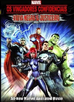 Os Vingadores Confidencial: Viúva Negra & Justiceiro Dublado