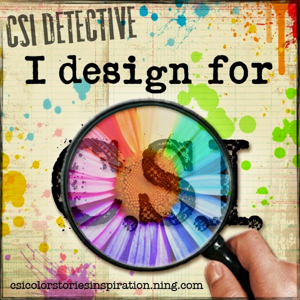 I proudly design for CSI