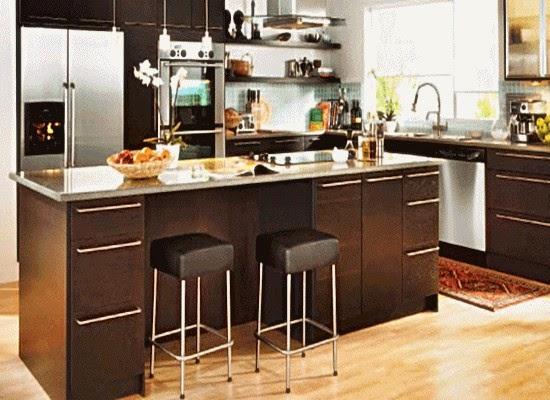tips menata dapur minimalis terlihat lebih cantik dan unik
