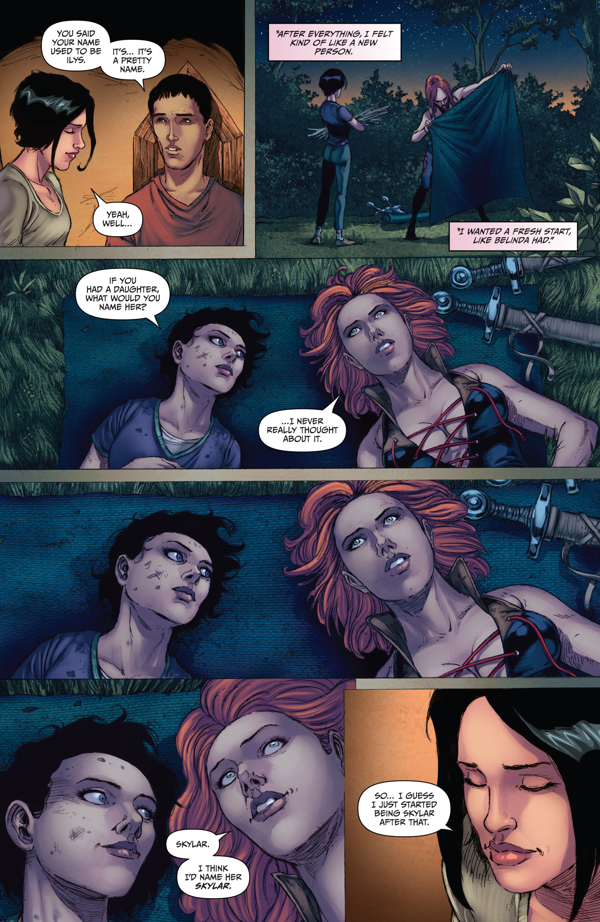 Grimm Fairy Tales (2005) Issue #103 #106 - English 17