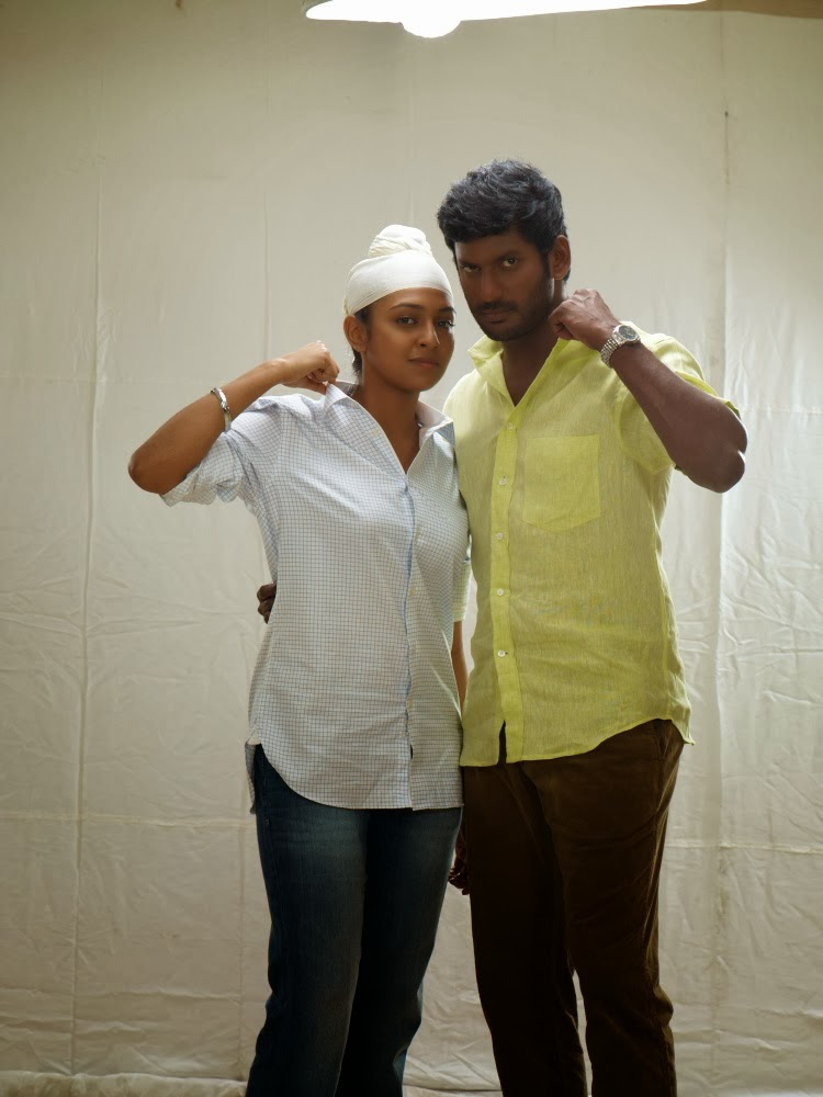 Naan Sigappu Manithan Movie Stills - Cinema65.com Naan Sigappu Manithan Lakshmi Menon Hot Stills