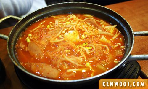 korea kimchi jjigae