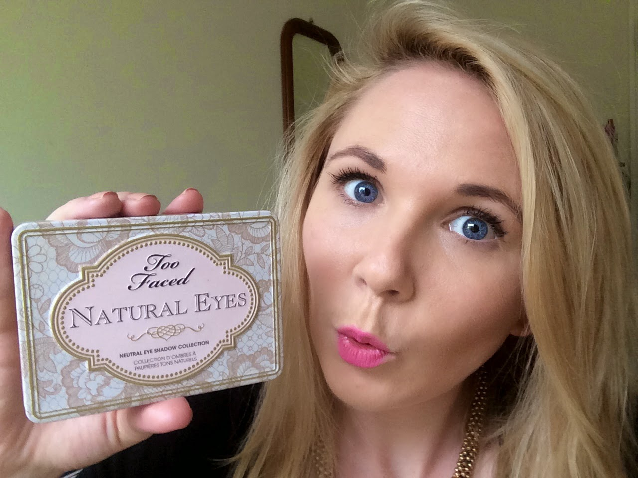Too Faced Natural Eyes Shadow Pallet