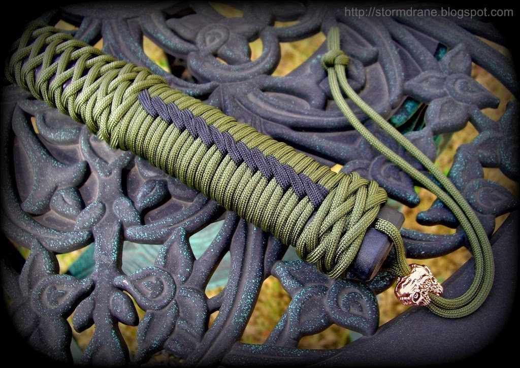 Stormdrane 39 s blog november 2013 for Knife lanyard ideas
