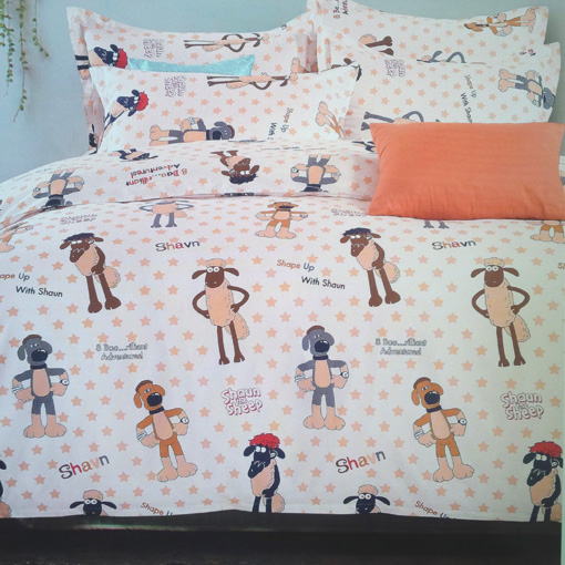 Sprei Anak Motif Shaun The Sheep