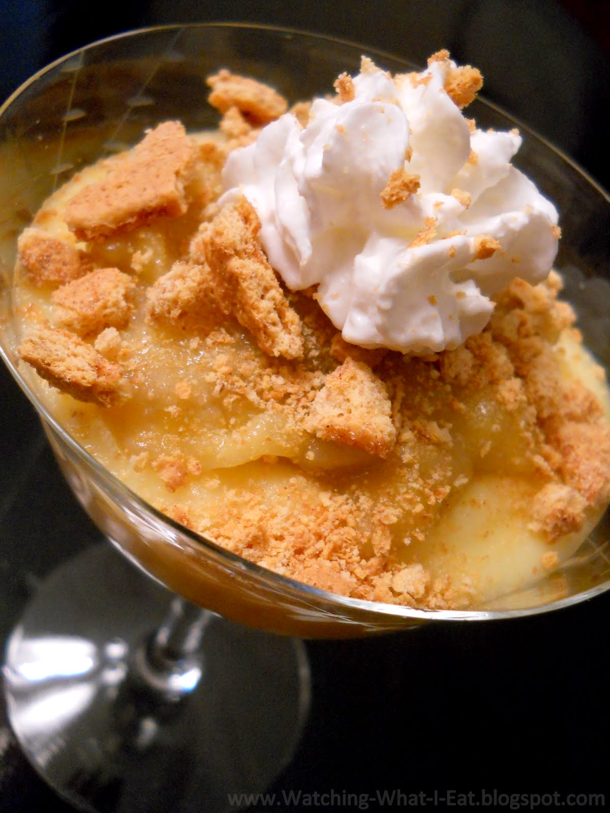 Watching What I Eat: Banana Pudding ~ Homestyle Mardi Gras ...