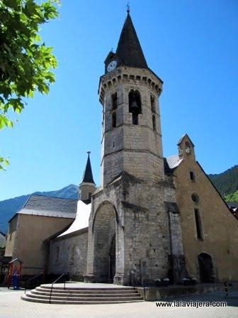 Iglesia Vielha, Vall Aran
