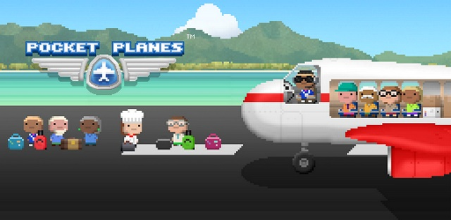 Pocket Planes Android
