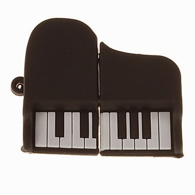 Memoria USB Piano 16 GB