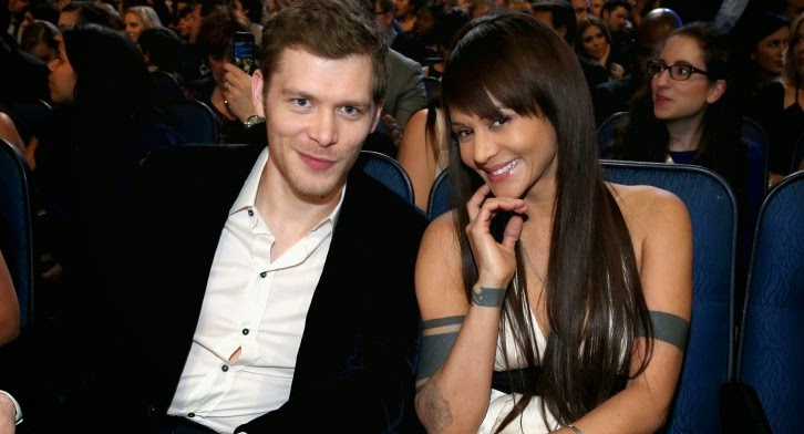 The Originals Star Joseph Morgan Marries Persia White