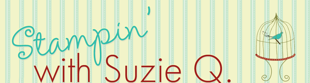 Stampin' With Suzie Q