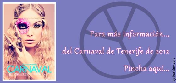 Carnaval de Tenerife 2012