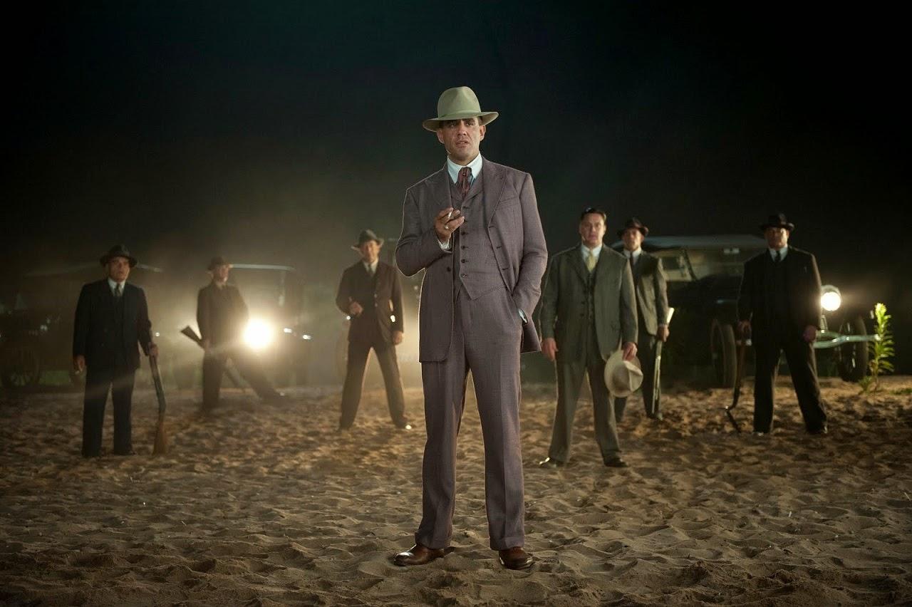 Bobby Canavale interpreta magistralmene a Gyp Rosetti en la 3ª temporada