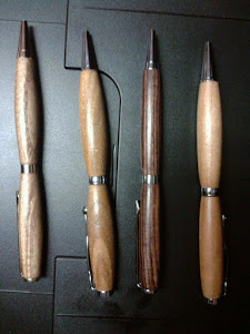 Click here for unique handcrafted pens and other items!