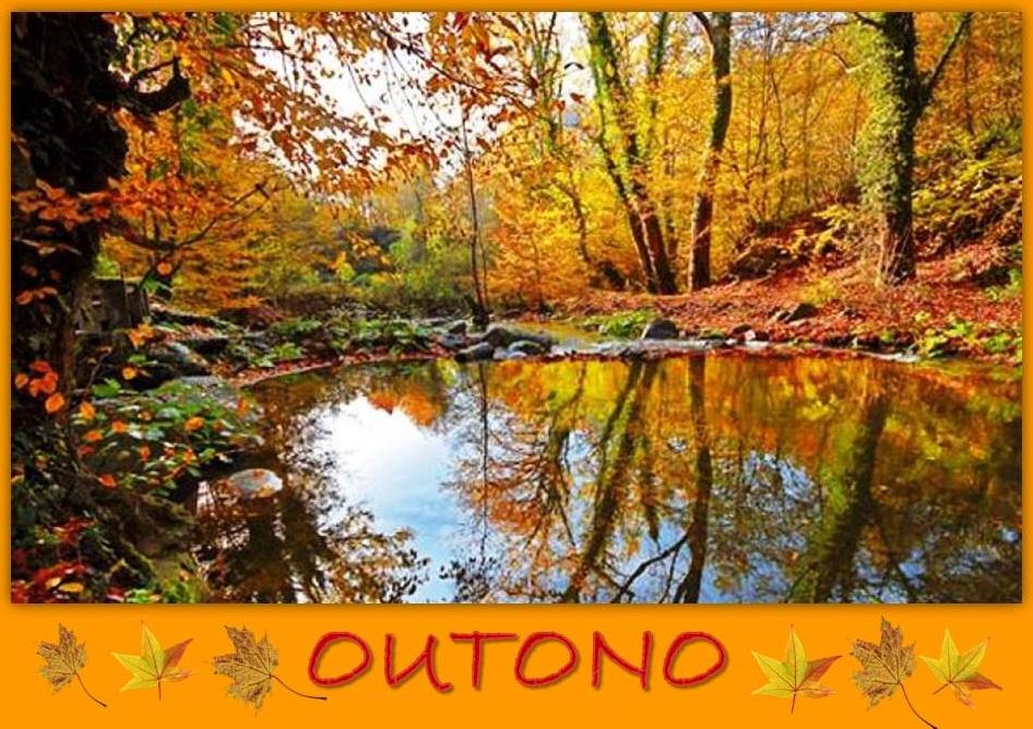 Chegou o Outono