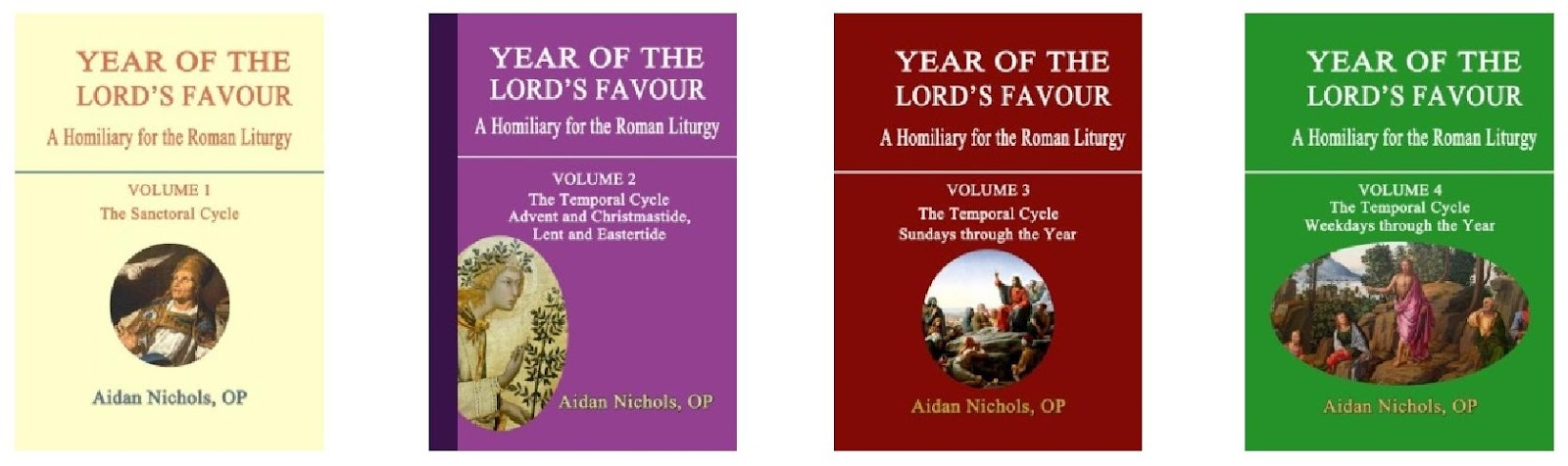 Aidan Nichols / Year of the Lord's Favour