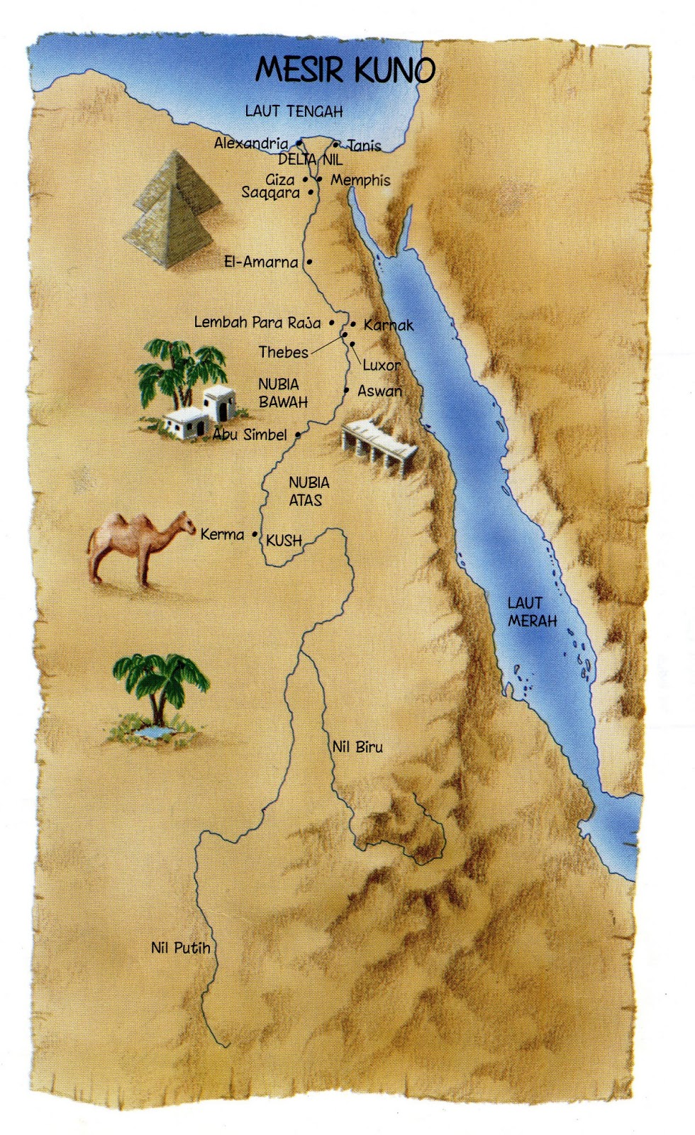 SULIT DIPERCAYA!!!!! (Mesir Kuno)