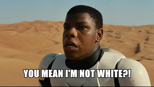 6 reasons there s a black stormtrooper in star wars the force