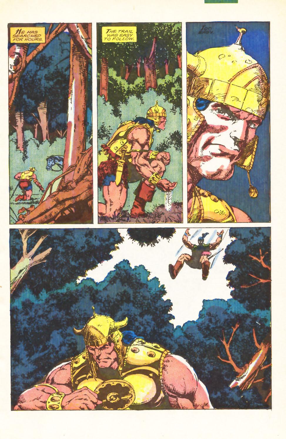 Conan the Barbarian (1970) Issue #198 #210 - English 8