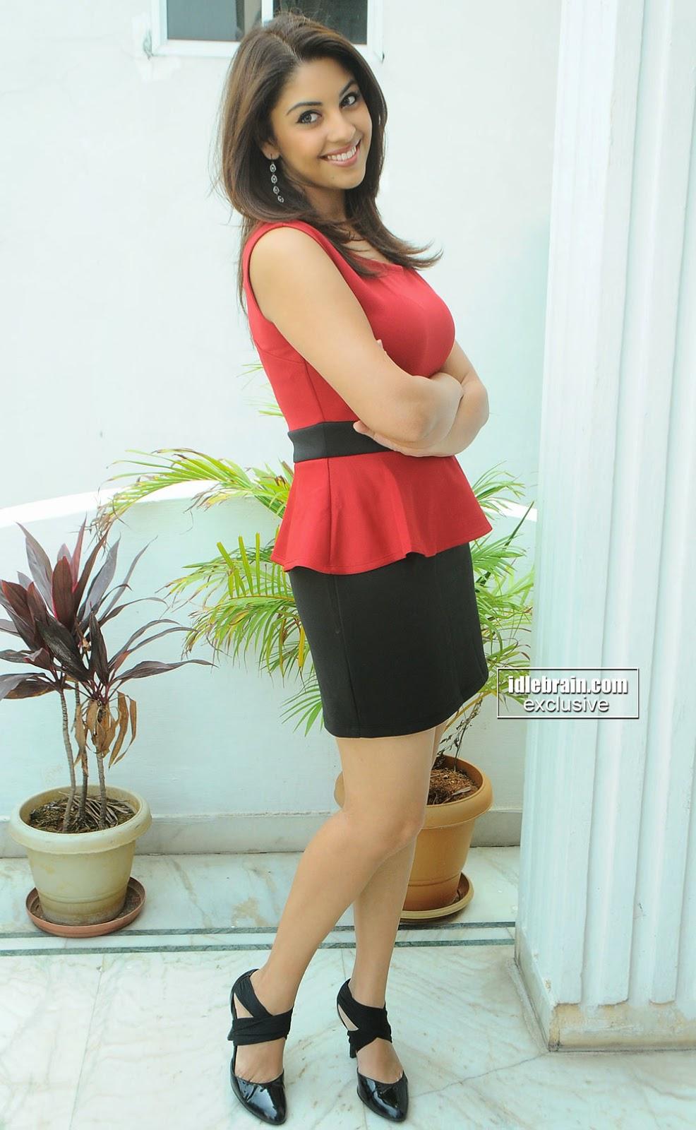 Richa Gangopadhyay milky legs