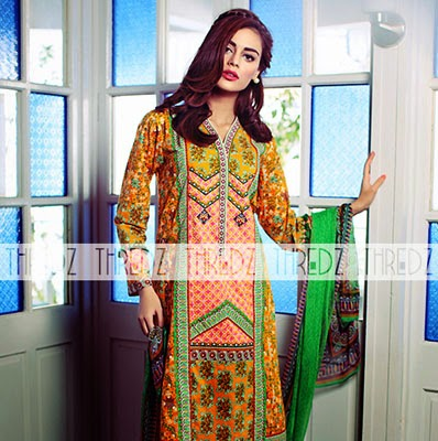 Elegant Cambric Winter Collection 2015