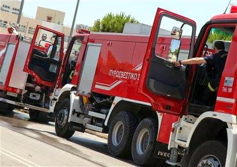 ΠΡΕΒΕΖΑ-Άσκηση ετοιμότητας με την κωδική ονομασία «ΣΕΙΣΙΧΘΩΝ από την Πυροσβεστική Υπηρεσία