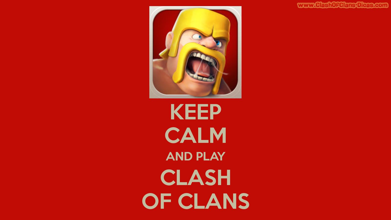 Papéis de parede Clash of Clans - Wallpaper