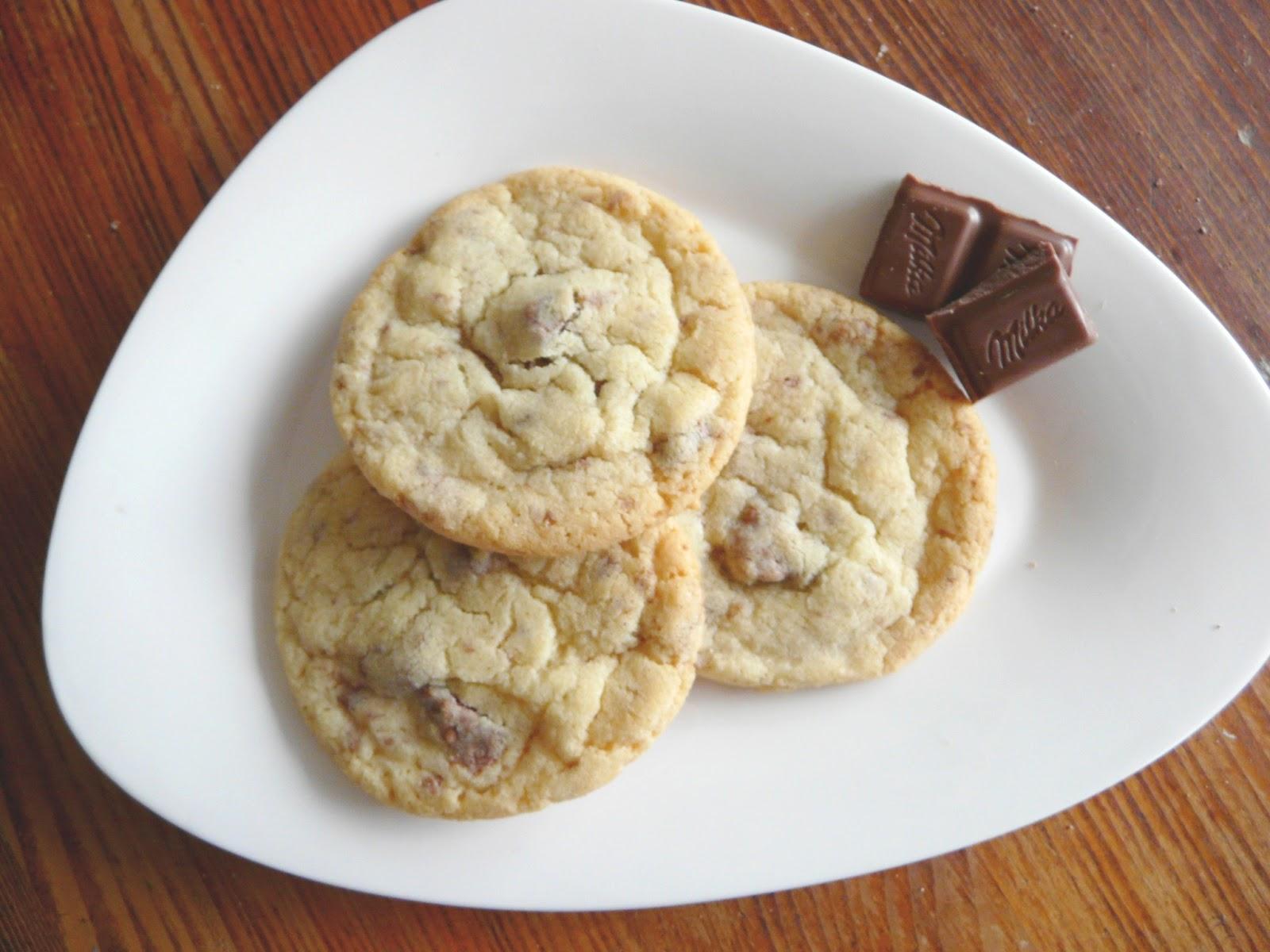 En un tour de main recette cookies moelleux - Recette cookies chocolat moelleux ...