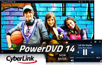 CyberLink PowerDVD Ultra v14.0.3917.58