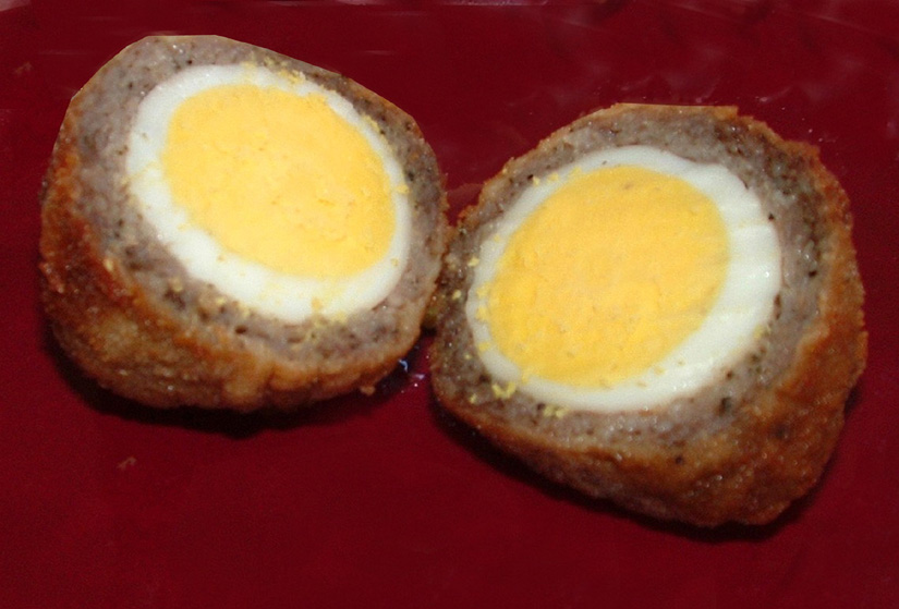 Scotch Eggs a.k.a. Pub Grub