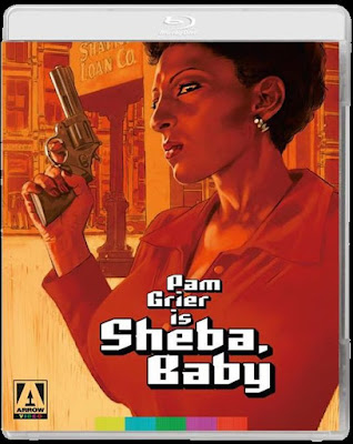 Sheba Baby Blu-ray